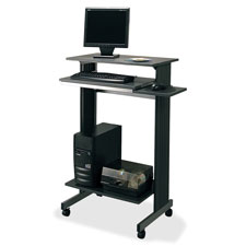 Buddy Euroflex Stand Up Fixed Workstation