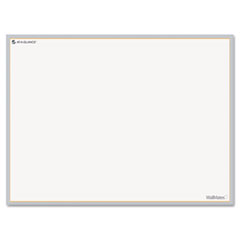 "Dry Erase Writing Surface, 18""x24"", White"