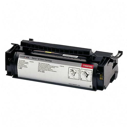 Lexmark 17G0152 Black OEM Print Cartridge