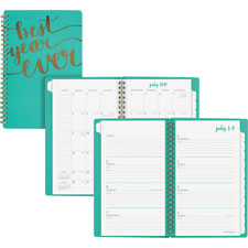 AT-A-GLANCE Cambridge Aspire Wkly/Mthly Planner
