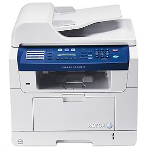 Xerox Phaser 3300MFP/X (3300MFP/X) Black Multifunction Laser Printer