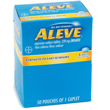 Acme Aleve Pain Reliever Tablets