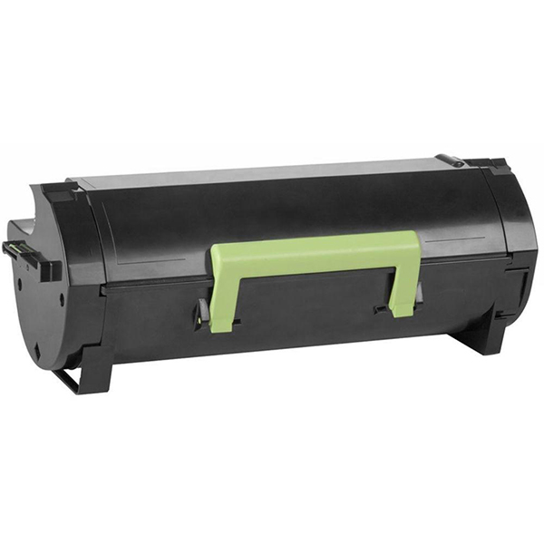 Premium Quality Black Toner compatible with Lexmark 50F1H00 (Lexmark #501H)