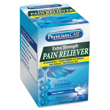 Acme Extra Strength Pain Reliever Tablets